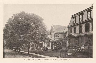 Cinnaminson Ave. from 4th St., Palmyra, N.J.