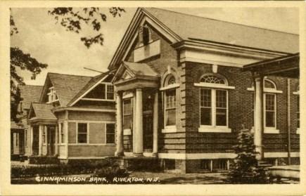 Cinnaminson Bank, Riverton, NJ