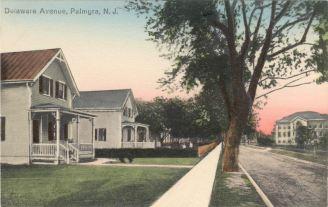 Delaware Avenue, Palmyra, N.J.