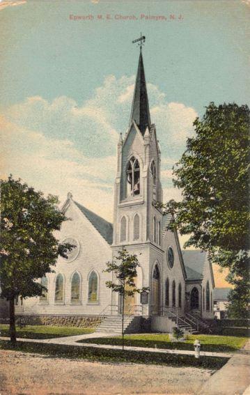 Epworth M.E. Church c.1910