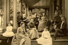 Ezra Lippincott Family