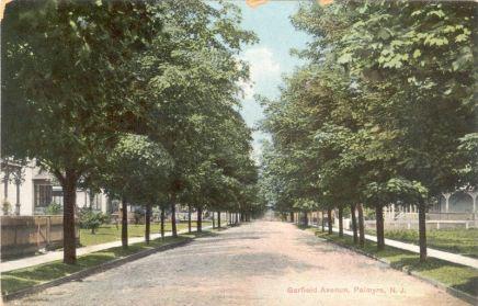 Garfield Avenue, Palmyra, N.J. c.1909