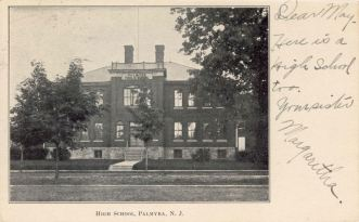 High School, Palmyra, N.J. c.1906