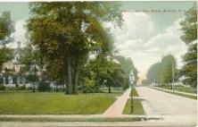 Highway & Main Street, c1914