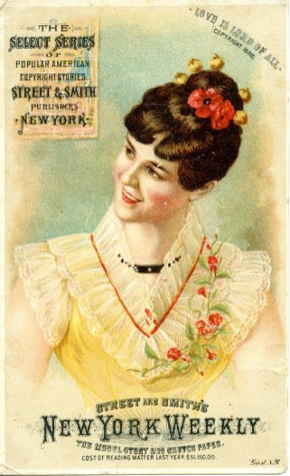 J.T. Hotchkiss trade card, c1888