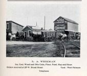 L.A. Weikman, 1909 New Era