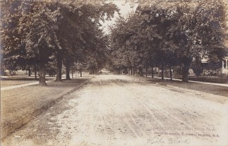 Lippincott Ave
