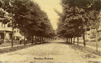 Morgan Ave., Palmyra, NJ, Sept 1912