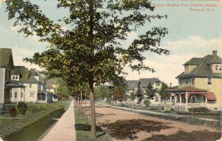 Morgan Avenue from Charles Street c.1912