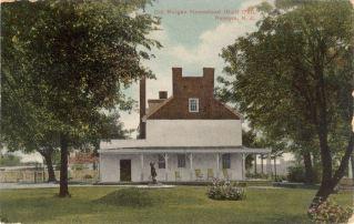 Old Morgan Homestead, Palmyra, N.J. c.1910