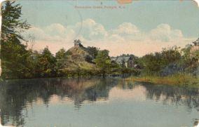Pensauken Creek, Palmyra, N.J. c.1912