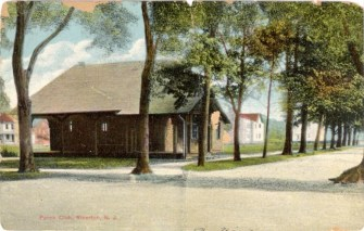 Porch Club, Riverton, NJ