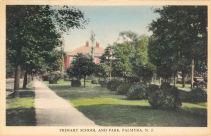 Primary School and Park, Palmyra, N.J.