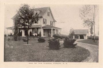 Residence of Wm. Steele, Palmyra, N.J.