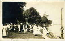 Riverbank Crowd