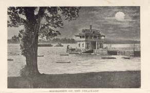 Moonlight on the Delaware