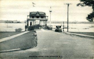 Riverton Yacht Club, Riverton, NJ pub. for L.L. Keating