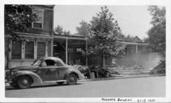 Roberts Bldg Riverton July 1938