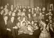 Sociable at Coales May 4, 1889