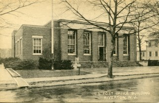 US Post Office, Riverton, NJ