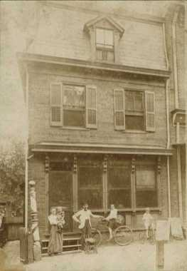 Wolfschmidt's Barbershop, Riverton, NJ photo