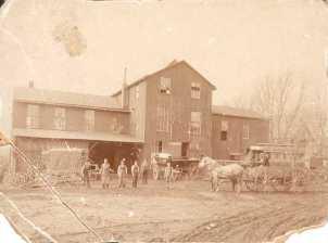 Woolston Carriage Works, Riverton, NJ photo