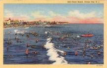 14th Street Beach, Ocean City, NJ 1944