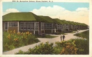 85th Street Bungalow Colony, Stone Harbor, NJ