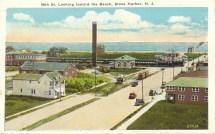 96th Street Looking Toward the Beach, Stone Harbor, NJ