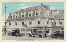 Acme Hotel at Public Dock, Beach Haven, NJ