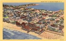 Aerial View of Seaside Heights, NJ