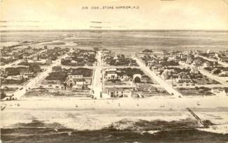 Air View, Stone Harbor, NJ