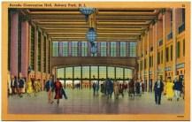 Arcade Convention Hall, Asbury Park, NJ