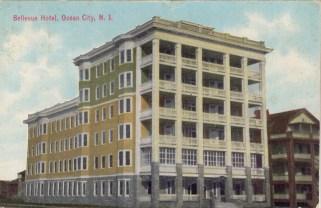 Bellevue Hotel, Ocean City, NJ 1911