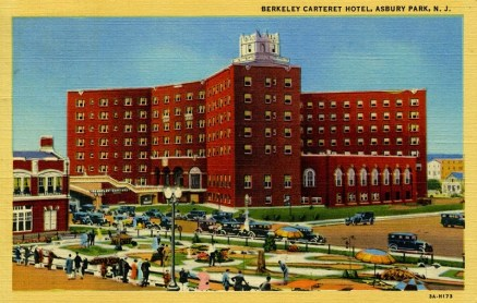Berkeley Carteret Hotel, Asbury Park, NJ