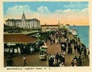 Boardwalk, Asbury Park, NJ