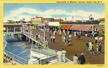 Boardwalk at Moorlyn Terrace, Ocean City, NJ