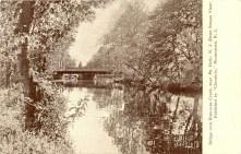 Bridge Over Rancocas Creek Near Mt. Holly, NJ