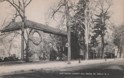 Burlington County Jail House, Mt. Holly, NJ