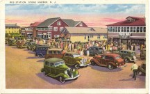 Bus Station, Stone Harbor, NJ