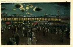 Casino at Night, Asbury Park, NJ