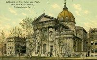 Cathedral of Sts. Peter and Paul, 18th and Race Streets, Philadelphia, PA