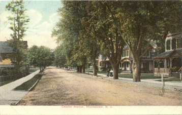 Chester Avenue, Moorestown, NJ