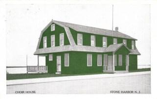 Choir House, Stone Harbor, NJ, Sept 4, 1917