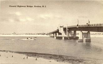 Coastal Highway Bridge, Avalon, NJ