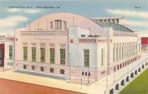 Convention Hall, Philadelphia, PA