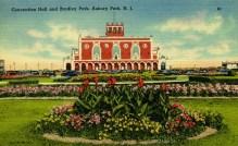Convention Hall and Bradley Park, Asbury Park, NJ
