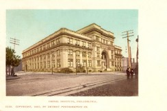 Drexel Instisute, Philadelphia, PA 1900