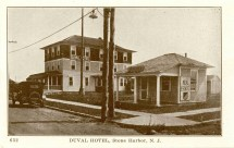 Duval Hotel, Stone Harbor, NJ