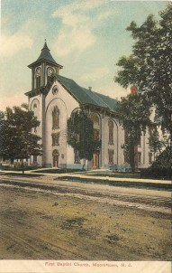 First Baptist Church, Moorestown, NJ